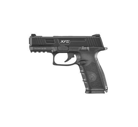 ICS XFG Gas Blowback Airsoft Pistol - Black