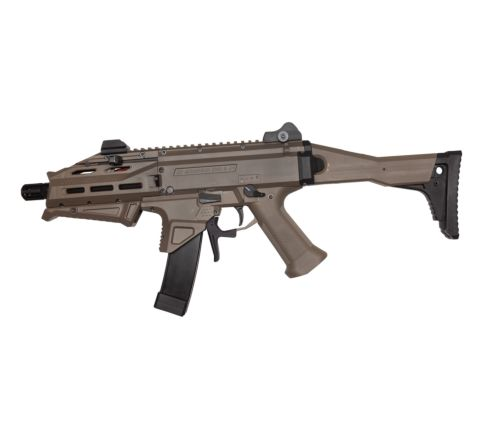 ASG CZ Scorpion EVO 3 A1 ATEK Airsoft Rifle - FDE