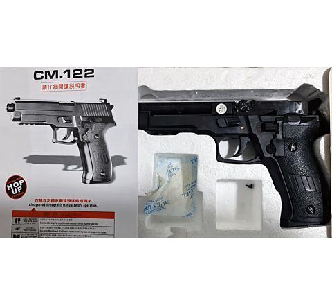 CYMA CM122 / CM.122 Complete SiG P226 AEP Receiver