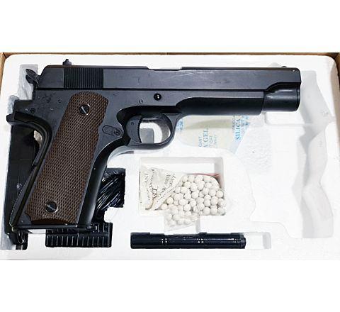 CYMA 1911A1 AEP CM.123 / CM123 Electric Airsoft Pistol - Ex Display