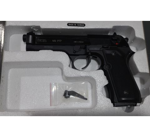 Pre-Owned KWA M9 PTP GBB Airsoft Pistol - Boxed