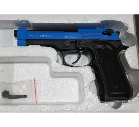 Pre-Owned KWA M9 PTP Two-Tone GBB Airsoft Pistol