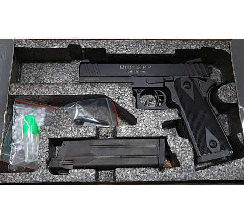 Rebuilt KWA M1911DS PTP / 4.3 Hi Capa Airsoft Pistol
