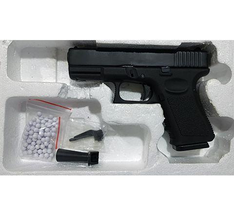 Rebuilt KWA KM19 / GLK 19 Airsoft Pistol
