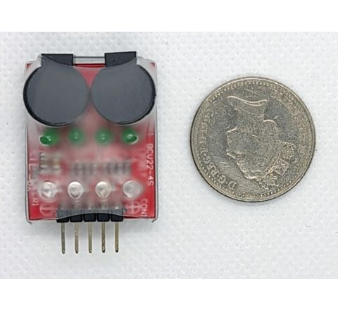 VP (Vapex) Basic LiPo Tester