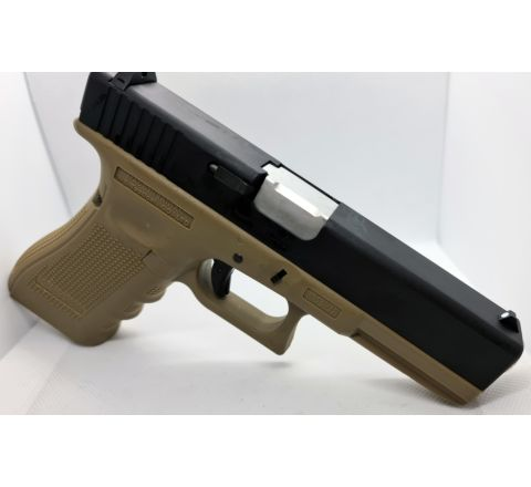 Imperial Custom & Precision: Glock replica Fixed Outer Barrel - CNC T6 Aluminium