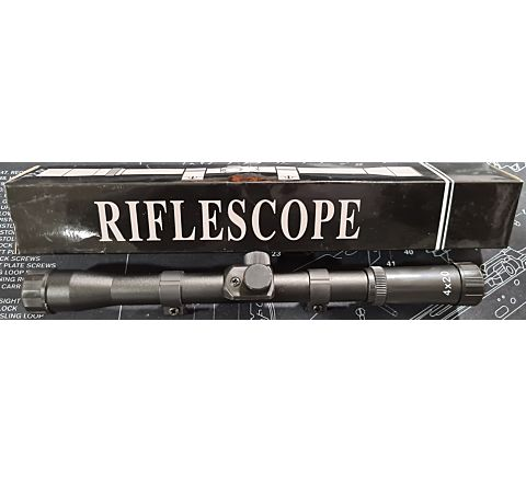 Unbranded 4x20 Air Rifle Scope