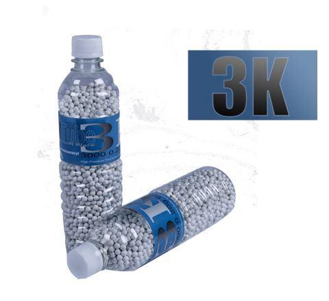BAW Tube - 3K BB Super-Deal (Single bottle) 3000 0.20g BBs