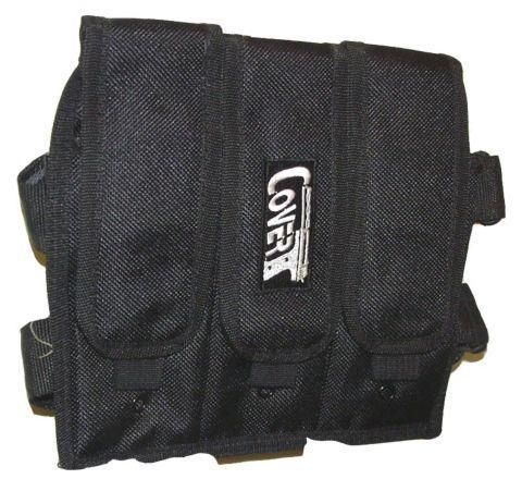 CoverT Drop leg M4 triple mag pouch