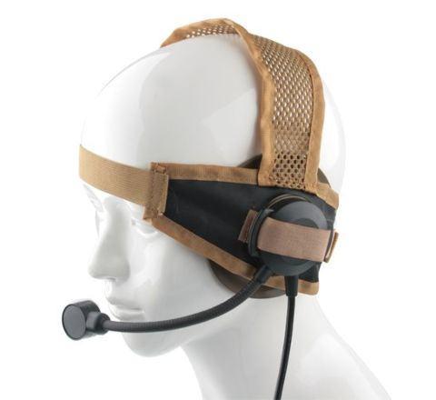 Z Tactical TASC1 Headset - Tan