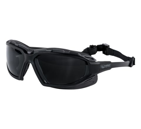 Valken V-Tac Echo Goggles - Black / Smoke