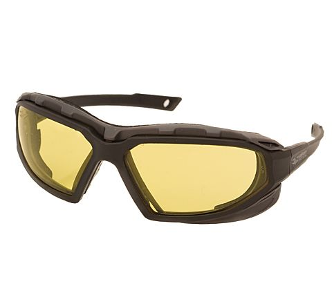 Valken V-Tac Echo Goggles - Black / Yellow