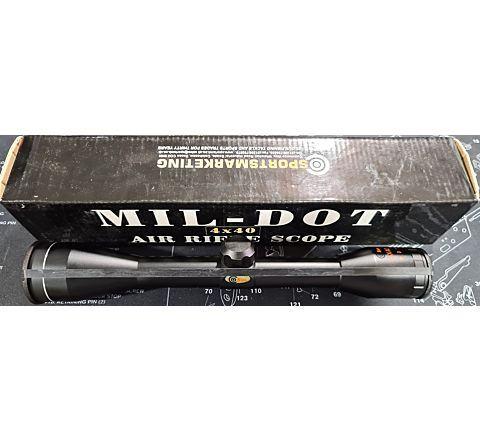 SMK 4x40 Airsoft / Air Rifle Scope