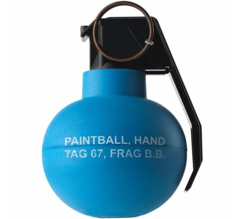 TAG Innovation TAG-67 PAINTBALL Grenade - Pack of 6