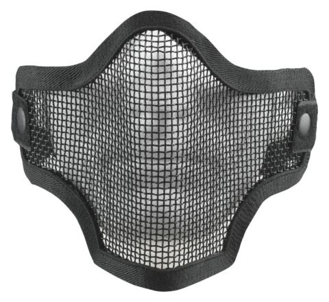 Valken Black 2G Mesh Face Shield / Mask