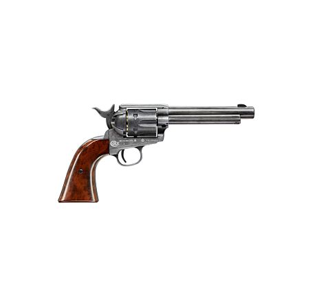 Umarex Branded Colt SAA (Single Army Action) .45 - .177 / 4.5mm BB Air Pistol