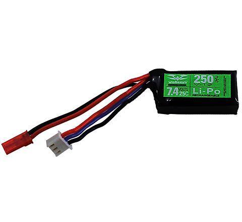 VALKEN HPA (High Pressure Air) ULTRA Series 7.4v 250mAh 25C PEQ LiPo Battery