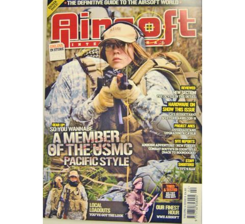 Airsoft International Volume 4 Issue 8 (January 2009)
