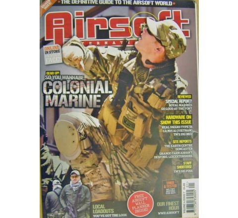 Airsoft International Volume 4 Issue 7 (December 2008)