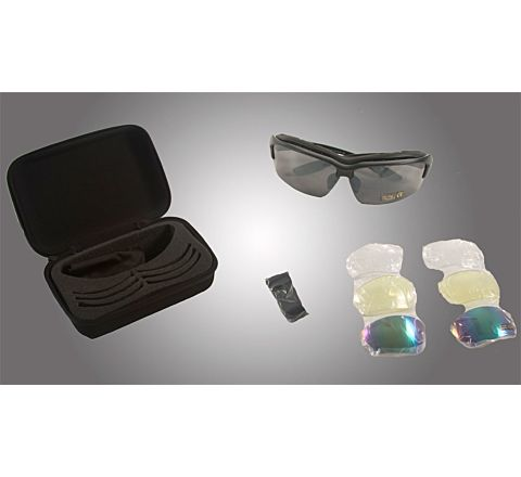 CoverT Pro 910 Ballistic Glasses - Deluxe Set