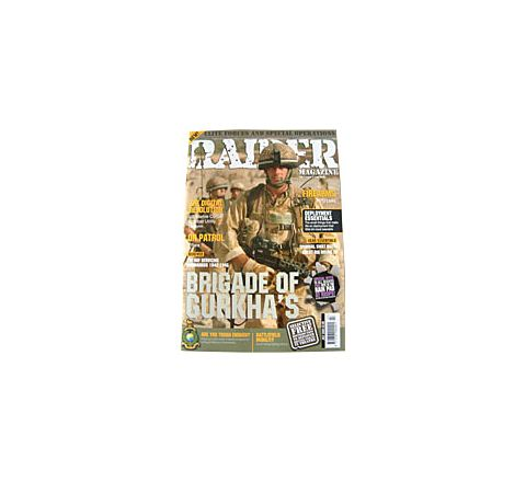 Raider Magazine Vol 1 Issue 3