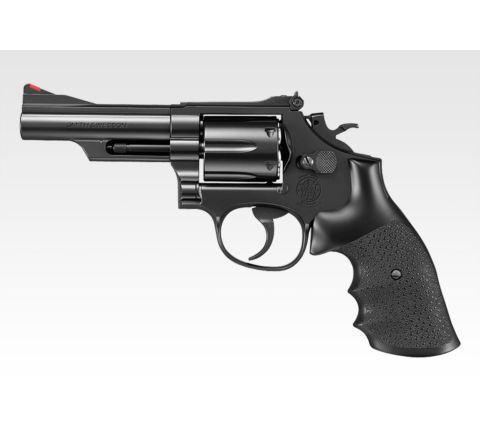 "Tokyo Marui M19 4 inch Gas Airsoft Revolver - 4"" Barrel - Black"