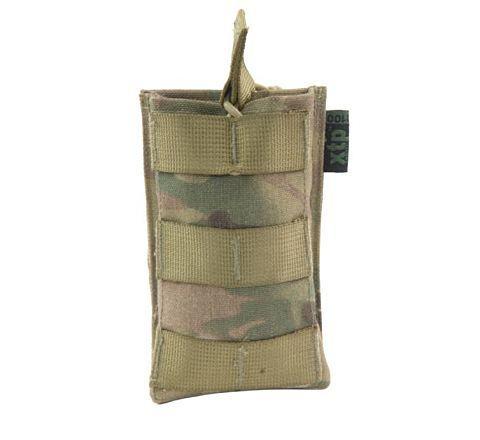 Pro Force Single quick release mag pouch - MultiCam