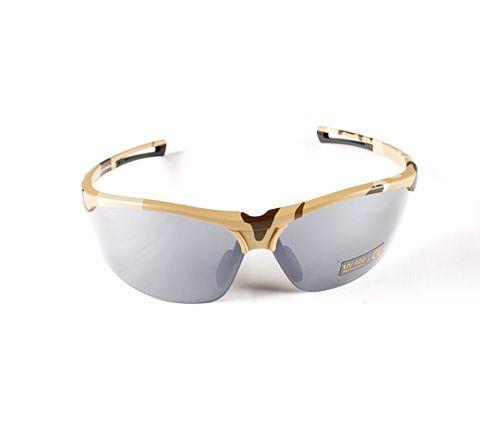 CoverT Pro 724 Ballistic Glasses - Standard Set - Desert Camo