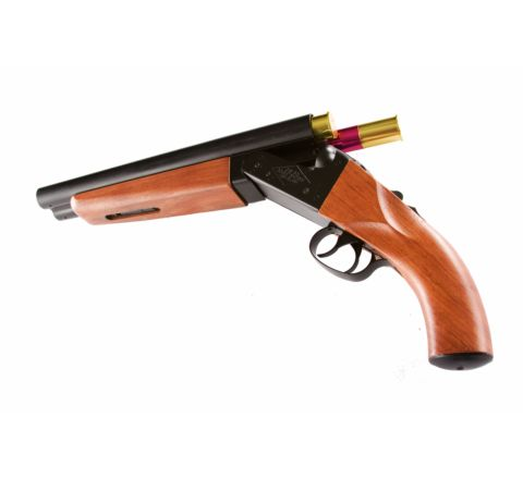 "Hwasan ""Mad Max"" Double Barreled Sawn-Off Airsoft Shotgun - 6mm"