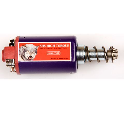 SHS Replacement Motor-Long Shaft, Original Torque