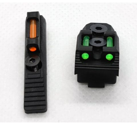 Action Army Glo-sight set for AAP-01 GBB pistol