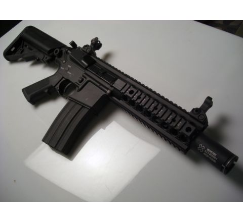 AEG M7 Special Forces Airsoft Rifle