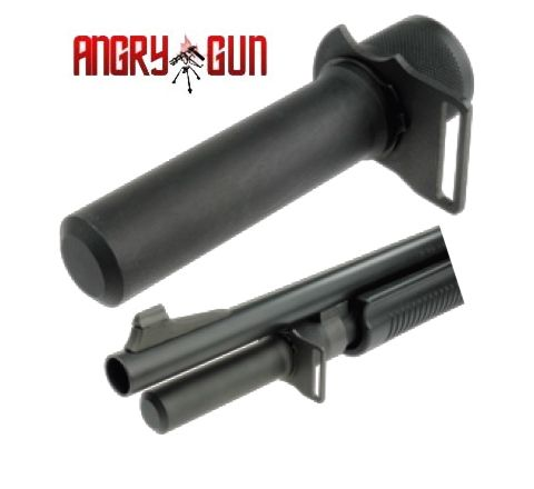Angry Gun Magazine Extension Dummy with Sling Plate for Tokyo Marui M870