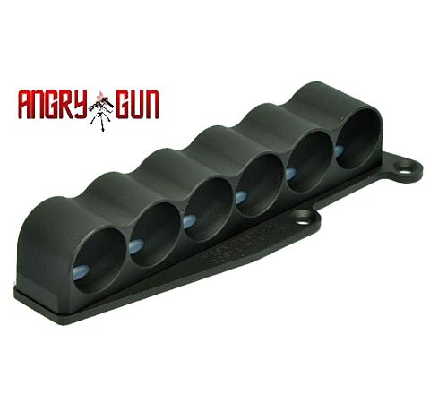 Angry Gun CNC 6 Shell Carrier for Tokyo Marui M870