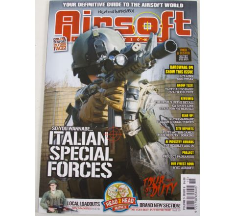 Airsoft International Volume 5 Issue 8 (January 2010)