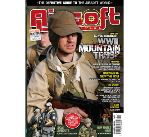 Airsoft International Volume 4 Issue 6 (November 2008)