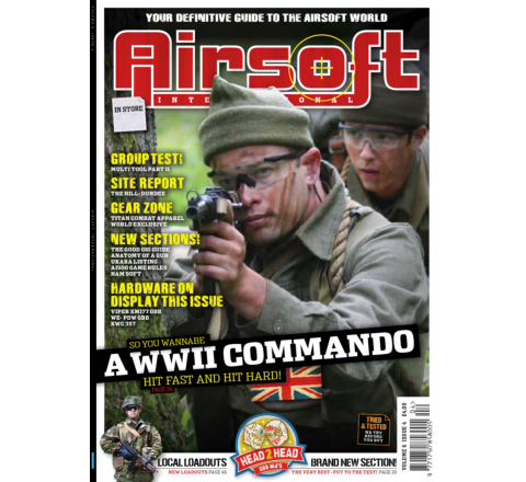 Airsoft International Volume 6 Issue 4 (September 2010)