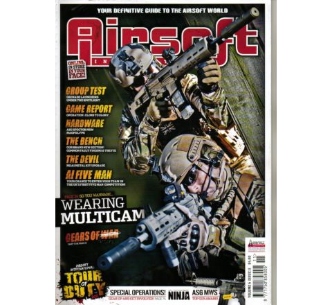 Airsoft International Volume 6 Issue 11 (April 2011)