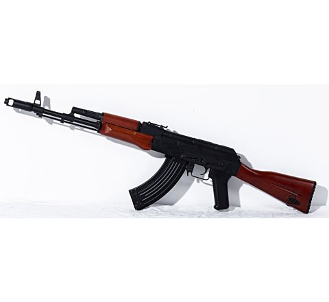 Afghan War Era Kalashnikov AK47 .177 (4.5mm BB) CO2 Air Rifle