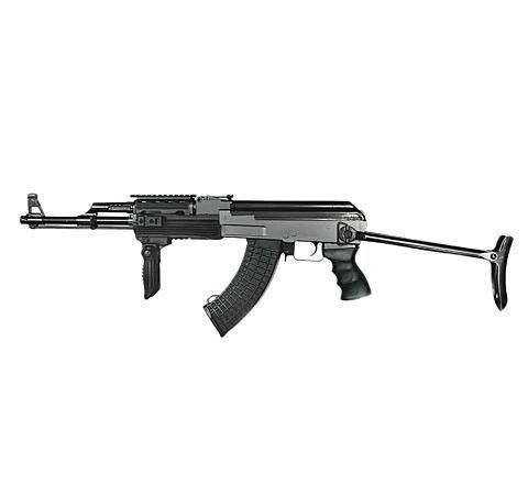 Jing Gong (JG) AK47-S Tactical Folding Stock Airsoft Rifle