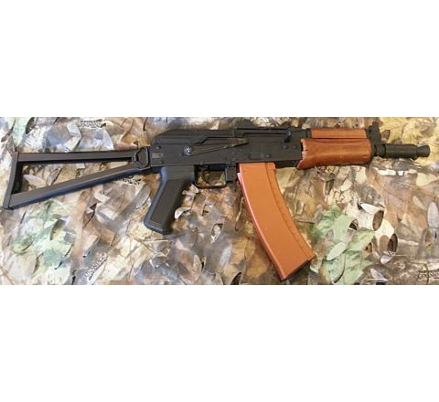 CYMA CM035A AKS74U Airsoft Rifle (Folding Stock)