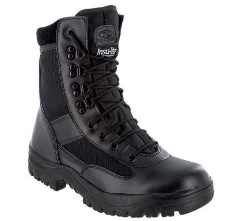Highlander Alpha Boots - Black