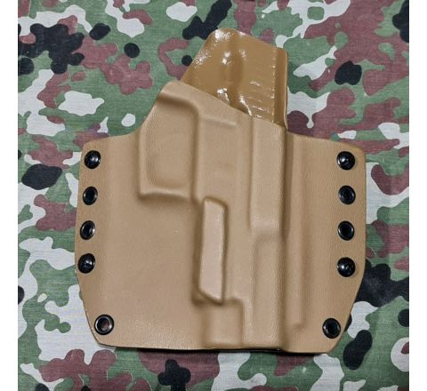 Phoenix Tactical P226R Kydex Alpha Holster - Tan