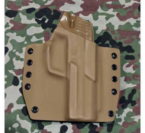 Phoenix Tactical USP Kydex Alpha Holster - Tan