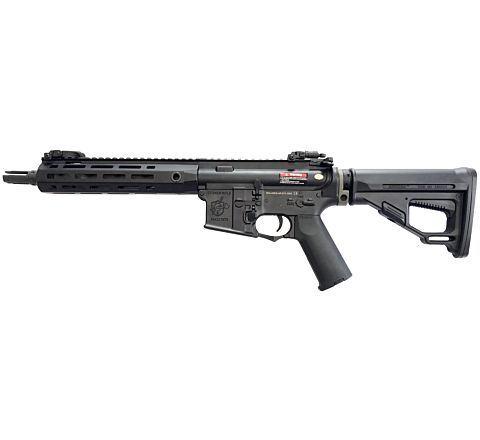 ARES Amoeba Octa arms Pro SR16 AR-073 Airsoft Rifle - Black