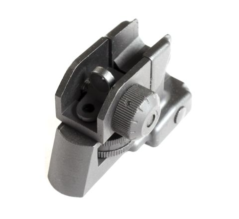 AR-15 QD Tactical Rear sight block