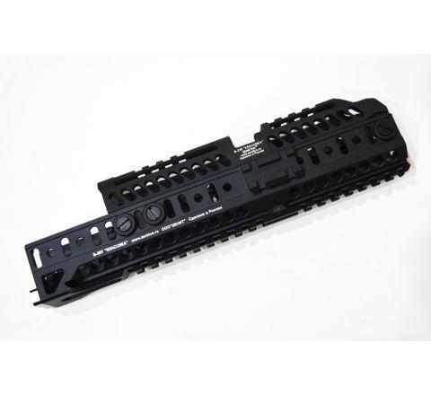 TWI Zentico B-30+B-31N Rail Handguard for AK74MN and AK105 Series - Black