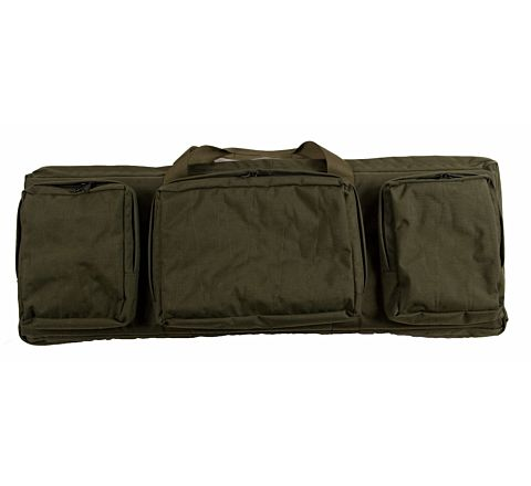 SAG Medium Gun Case / Gun Bag - Black