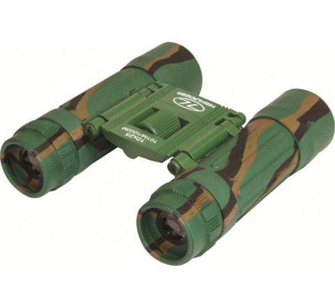 Highlander 10x25 Dartmoor Binocular