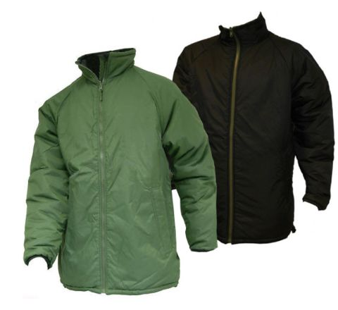 Highlander Pro-Force Griffon Reversible Jacket BLACK/OLIVE